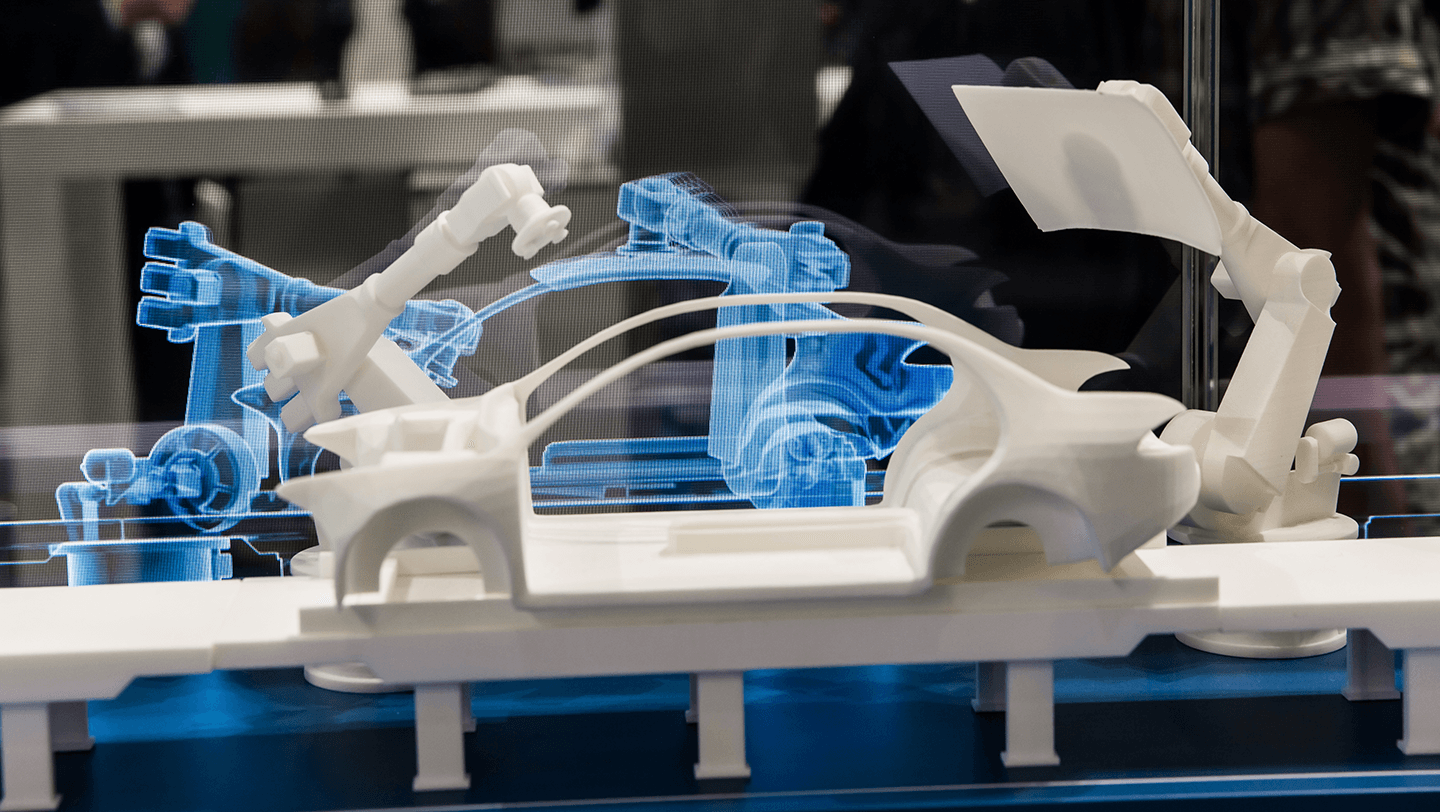 a digital twin is a replica of a real world object